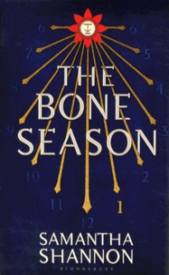 Samantha Shannon - The Bone Season.
