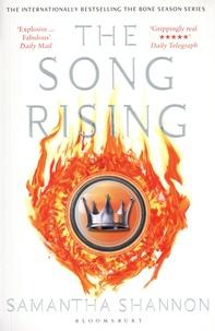 Samantha Shannon - The Song Rising.
