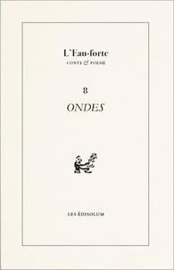 Sambuc - L'Eau-forte N° 8 : Ondes.