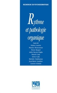 Sami-Ali - Rythme et pathologie organique.