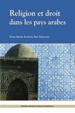 Sami Awad Aldeeb Abu-Sahlieh - Religion et droit dans les pays arabes.