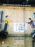 Sami Bargaoui et Simona Cerutti - Appartenance locale et propriété au nord et au sud de la Méditerranée.