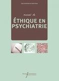 Sami Richa - Manuel d'éthique en psychiatrie.