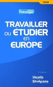 Samia Haddad - Travailler ou étudier en Europe.