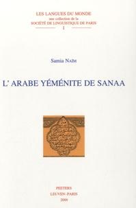 Samia Naim - L'Arabe Yéménite de Sanaa.