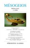 Samim Akgönül et  Collectif - MESOGEIOS N° 3 / 1999.