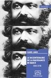 Samir Amin - Le bicentenaire de la naissance de Marx (1818-2018).