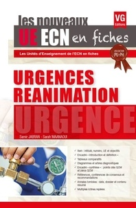 Samir Jabran et Sarah Maanaoui - Urgences Réanimation.