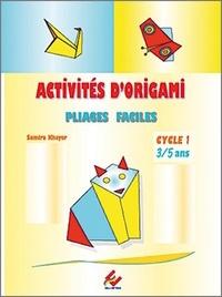 Activités dorigami Cycle 1, 3-5 ans - Pliages faciles.pdf