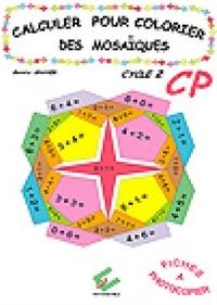 Samira Khayer - Calculer pour colorier des mosaïques CP.