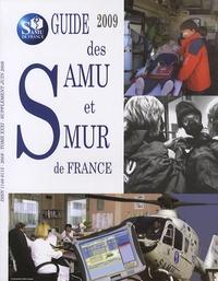 Samu de France - Guide des SAMU et SMUR de France.