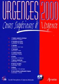Samu de France et  Société Francophone d'Urgences - .