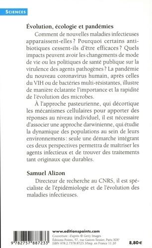 Evolution, écologie et pandémies. Faire dialoguer Pasteur et Darwin