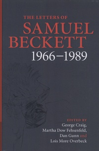 Samuel Beckett - The Letters of Samuel Beckett - Volume 4, 1966-1989.