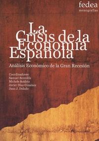 Samuel Bentolila - La Crisis de la Economica Española.