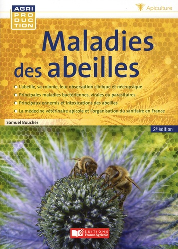 Maladies des abeilles 2e édition