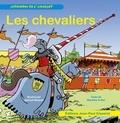 Samuel Buquet et Blanche Le Bel - Les chevaliers.