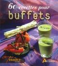 Samuel Butler et Guillaume Mourton - 60 Recettes pour buffet.