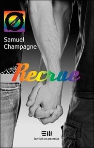 Samuel Champagne - Recrue.