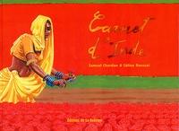Samuel Chardon et Céline Roussel - Carnet d'Inde.