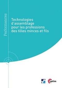 Samuel Cretin - Technologies d'assemblage pour les professions des tôles minces et fils (Réf : 9Q284).
