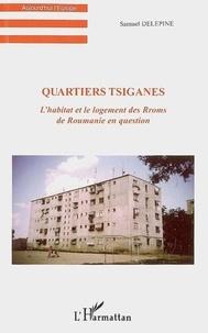 Samuel Delepine - Quartiers tsiganes - L'habitat et le logement des Rroms de Roumanie en question.