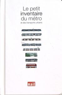 Histoiresdenlire.be Le petit inventaire du métro et des transports urbains Image