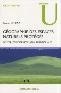 Accentsonline.fr Géographie des espaces naturels protégés - Genèse, principes et enjeux territoriaux Image