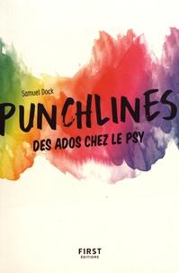 Samuel Dock - Punchlines - Des ados chez le psy.