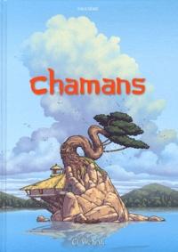Samuel Figuière - Chamans.