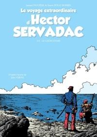 Samuel Figuière et Esteve Polls Borrell - Le voyage extraordinaire d'Hector Servadac Tome 1 : Le cataclysme.