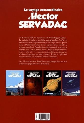 Le voyage extraordinaire d'Hector Servadac Tome 1 Le cataclysme