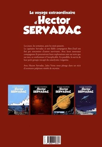 Le voyage extraordinaire d'Hector Servadac Tome 2 Nina Ruche