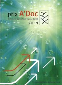 Prix A'Doc de la jeune recherche en Franche-Comté 2011 - Samuel-Gaston Amet  