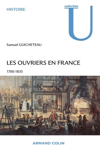 Les ouvriers en France 1700-1835