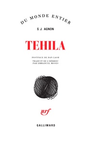 Samuel-Joseph Agnon - Tehila.