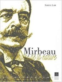 Samuel Lair - Mirbeau et le mythe de la nature.