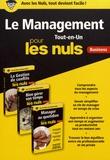 Samuel Legrand et Stéphane Mousset - Le management tout-en-un pour les nuls - 3 volumes.