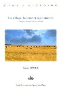 Un village, la terre et ses hommes - Toury en Beauce (XIIe-XVIIe siècle).pdf
