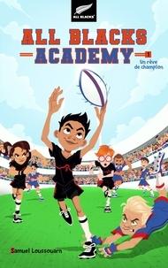 Deedr.fr All Blacks Academy Tome 1 Image