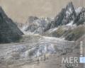 Samuel Nussbaumer et Philip Deline - Mer de glace - Art & science.