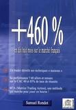 Samuel Rondot - + 460% en 18 mois sur le marché français.