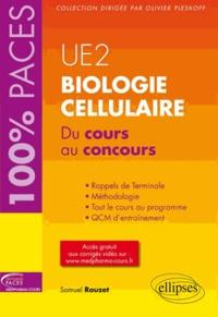 Sennaestube.ch Biologie cellulaire UE2 - Du cours au concours Image
