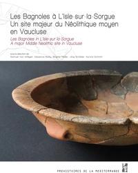 Samuel Van Willigen et Maxence Bailly - Les Bagnoles à L'Isle-sur-la-Sorgue - Un site majeur du Néolithique moyen en Vaucluse.