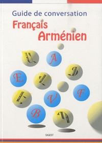 Samvel Gasparian - Guide de conversation français-arménien.