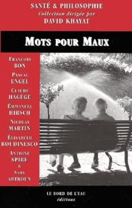 Deedr.fr Mots pour maux Image
