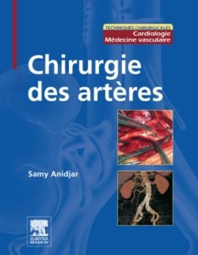 Samy Anidjar - Chirurgie des artères.