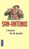 San-Antonio - L'année de la moule.