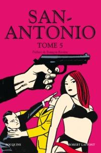 San-Antonio Tome 5 -  San-Antonio |