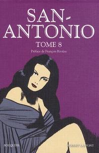 San-Antonio - San-Antonio Tome 8 : .